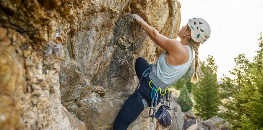 gear picks for beginner rock climber